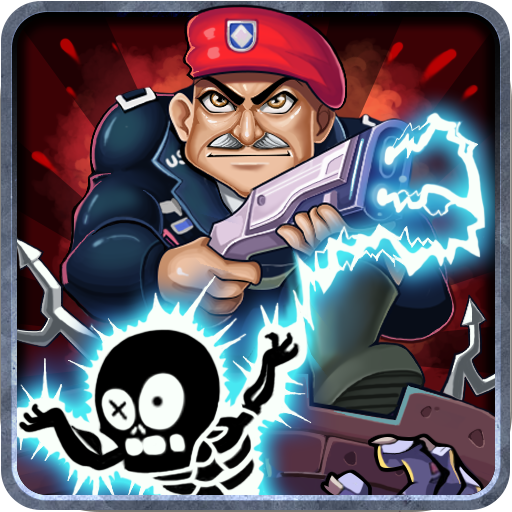 Army vs Zombies : Tower Defense Game MOD APK 1.0.7