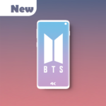 ⭐ BTS Wallpaper HD Photos 2019 MOD APK 1.8.8