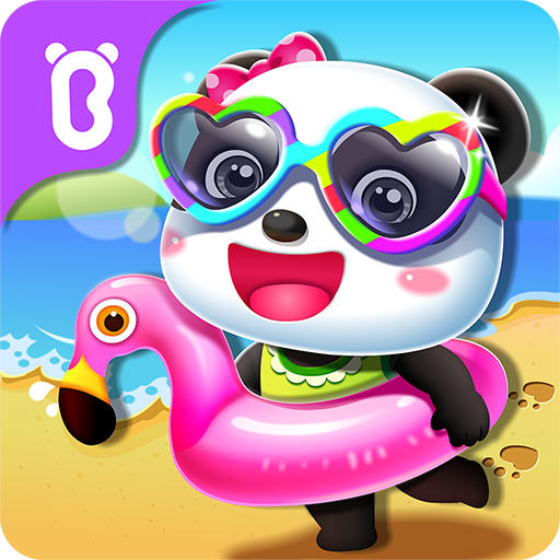Baby Panda's Summer: Vacation MOD APK 8.40.00.10