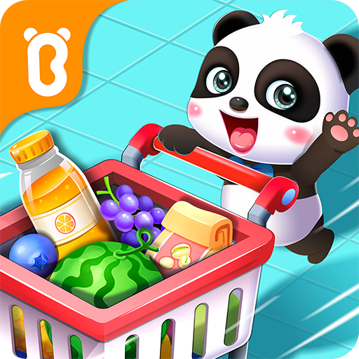 Baby Panda's Supermarket MOD APK 8.45.00.03 for Android