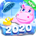 Bathe Hippo – Connect Pipes MOD APK 1.0.22