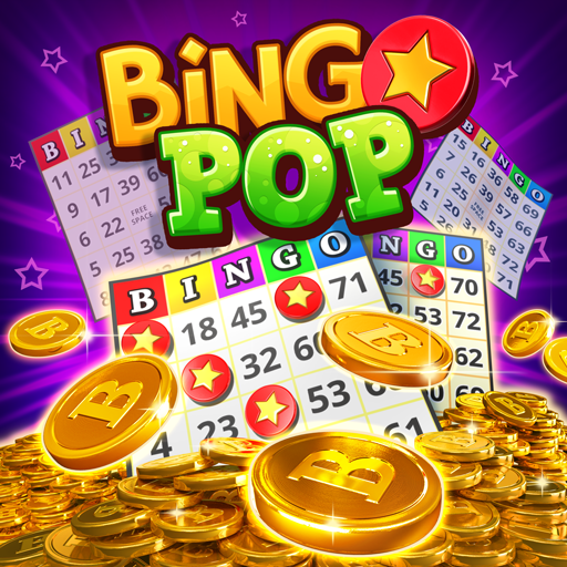 Bingo Pop – Live Multiplayer Bingo Games for Free MOD APK 6.1.49