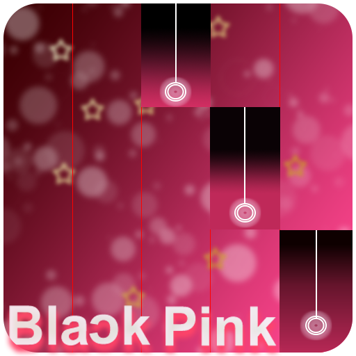 Black Pink Piano Game MOD APK 1.0