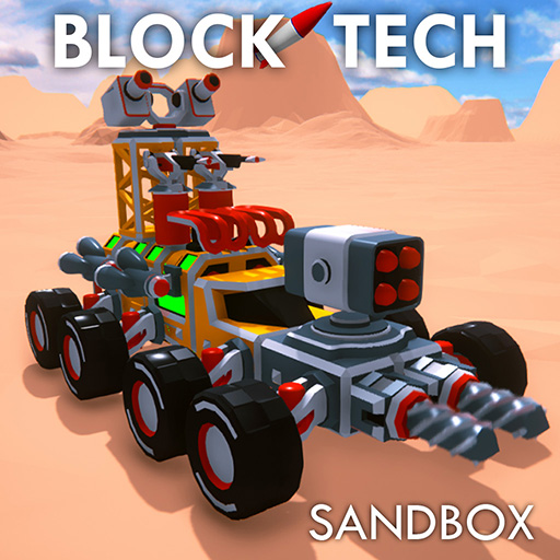 Block Tech : Epic Sandbox Craft Simulator Online MOD APK 1.5