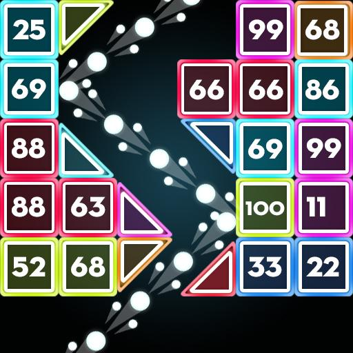 Bricks Breaker – Ball vs Block MOD APK 1.7
