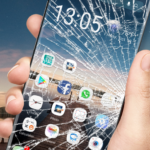 Broken Screen Live Wallpaper & Launcher for Prank MOD APK 4.6.4.4087