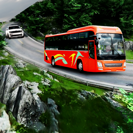 Bus Simulator : Bus Hill Driving game MOD APK 1.2.4 for Android
