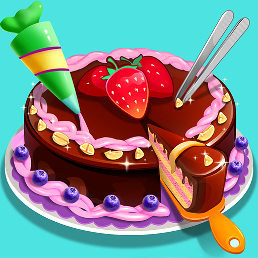 🤤🍰 Cake Shop  – Bake & Decorate Boutique MOD APK 3.0.3977