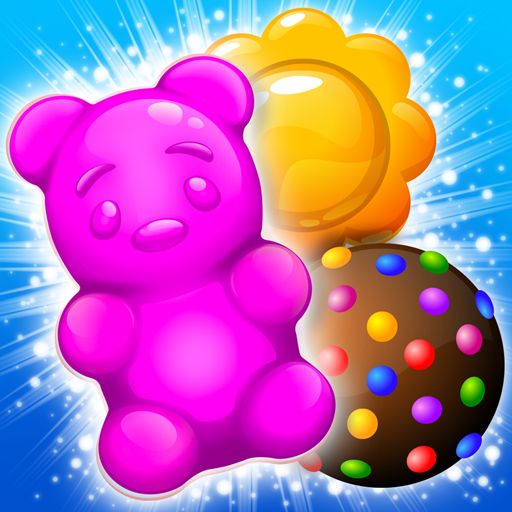 Candy Bears Mania – Match 3 Games & Free Matching MOD APK 1.22