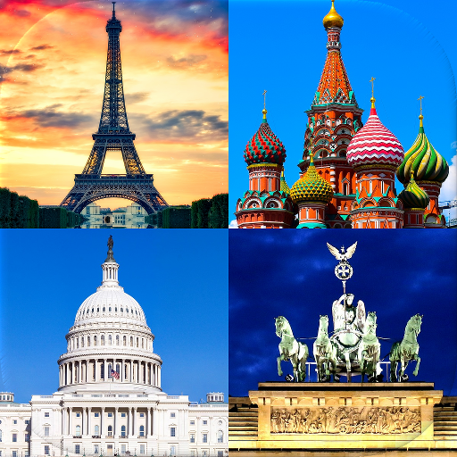 Capitals of All Countries in the World: City Quiz MOD APK 3.0.1