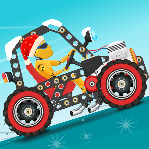 Car Builder and Racing Game for Kids MOD APK 0.1.4