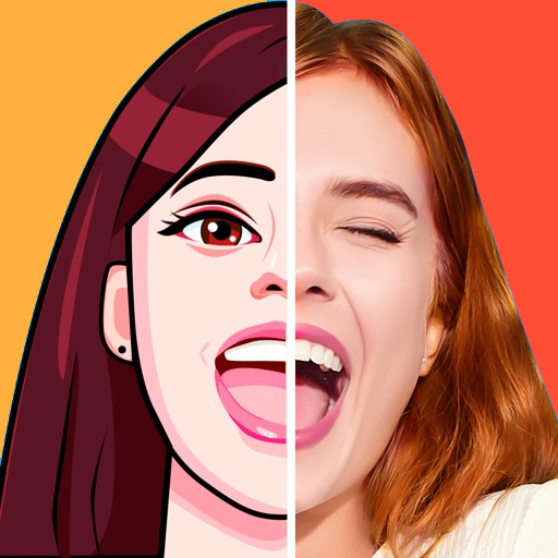 Cartoon Stickers: Cartoonify Celebrity, DIY Emoji MOD APK 1.0.1