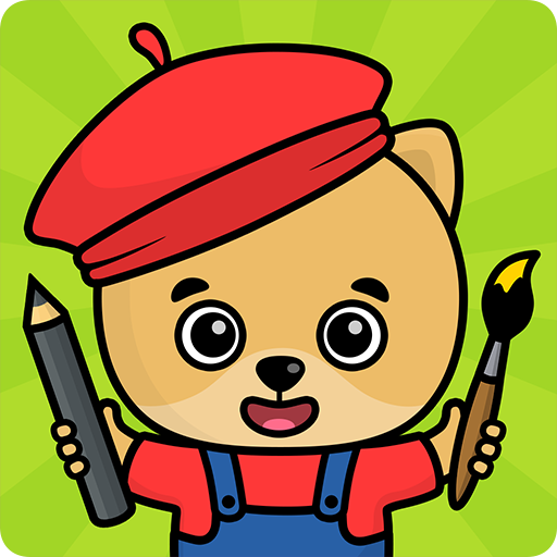 Coloring and drawing for kids MOD APK 3.103