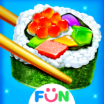Cooking Sushi Maker – Chef Street Food Game MOD APK 1.2.9