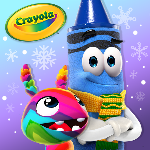 Crayola Create & Play: Coloring & Learning Games MOD APK 1.23