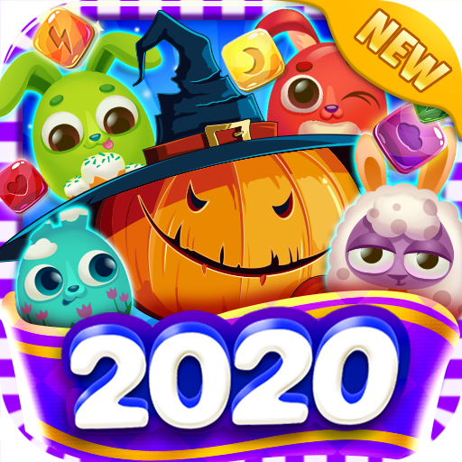 Crazy Candy Monster MOD APK 1.3.26