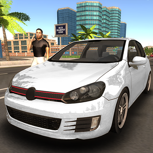 Crime Car Driving Simulator MOD APK 1.02