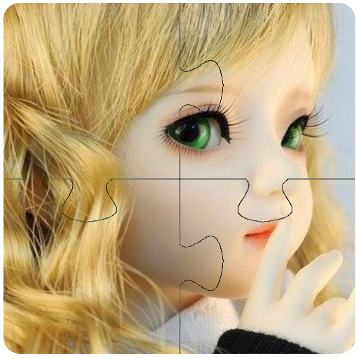 Cute Dolls Jigsaw And Slide Puzzle Game MOD APK 1.40