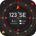 Digital Compass for Android MOD APK 1.6