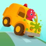 Dinosaur Car – Painting Games for kids MOD APK 1.1.3