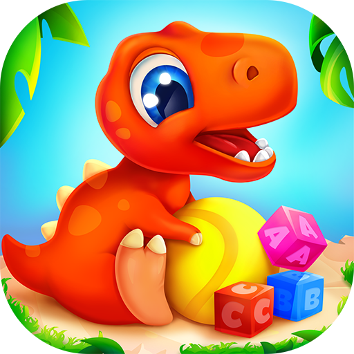 Dinosaur games for kids and toddlers 2 4 years old MOD APK 1.5.2