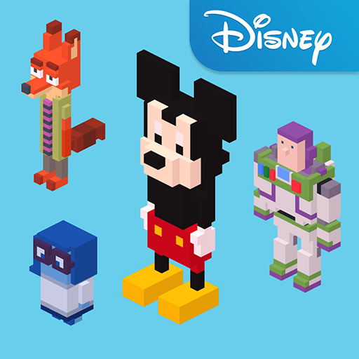 Disney Crossy Road MOD APK Crossy Road