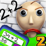 Education And Learning Math In School Horror Game MOD APK 1.1