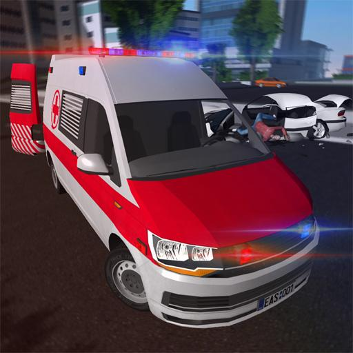 Emergency Ambulance Simulator MOD APK 1.1