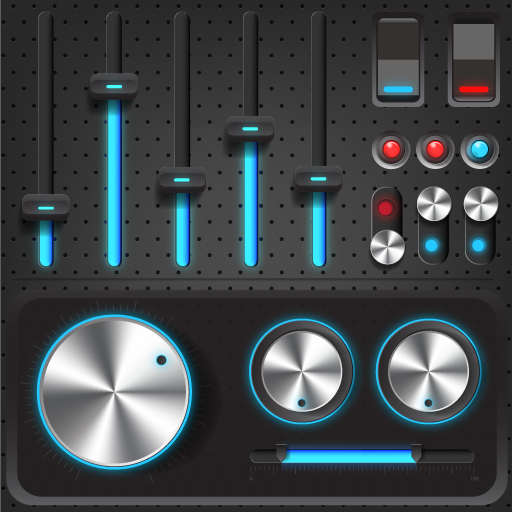 Equalizer Music Player – Volume and Bass Booster MOD APK 1.0