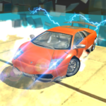 Extreme Car Nitro -Megaramp Stunts MOD APK Varies with device