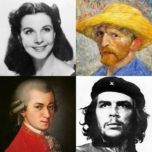 Famous People – History Quiz about Great Persons MOD APK 1.9