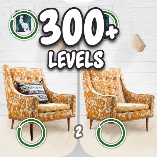 Find the difference 300 level Spot the differences MOD APK 3.99