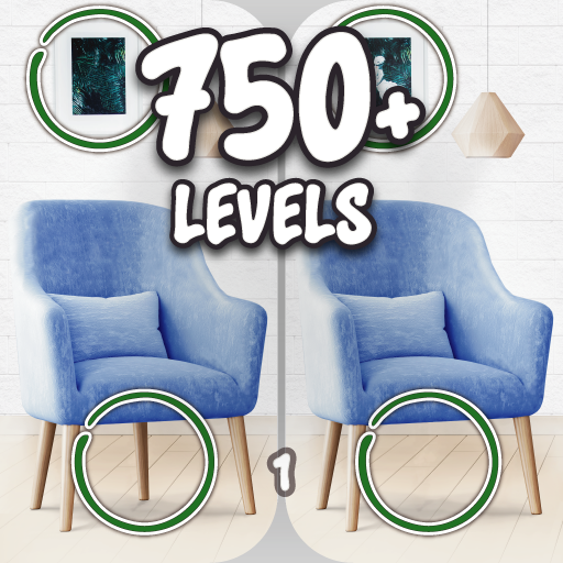 Find the differences 750 + levels MOD APK 4.04