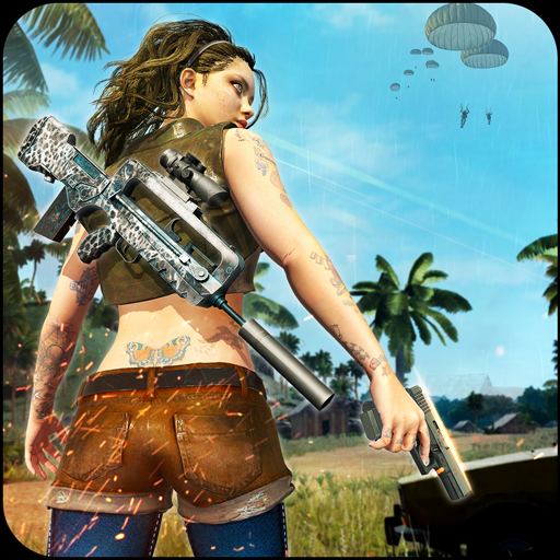 Fire Free Battleground Survival Hopeless Squad MOD APK 1