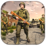 Frontline World War 2 Survival FPS Grand Shooting MOD APK 1.4