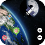 GPS Earth Map : Street View & Mobile Locator MOD APK 1.0.7