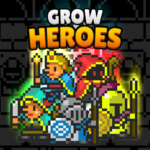 Grow Heroes – Idle turn-base RPG MOD APK 5.7.6