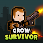 Grow Survivor – Idle Clicker MOD APK 6.1.6