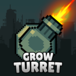 Grow Turret – Idle Clicker Defense MOD APK 7.6.6