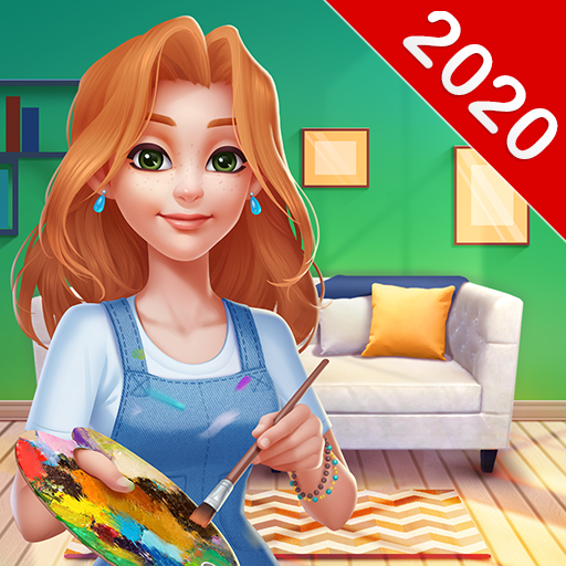 Home Paint: Color by Number & My Dream Home Design MOD APK 1.1.6