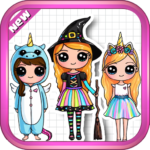 How To Draw A Girl MOD APK 1.2