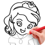 How To Draw Princess MOD APK 1.0.18