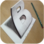 How to Draw 3D – 3D shapes drawing MOD APK 8.0