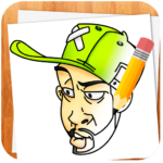 How to Draw Graffiti Characters MOD APK 2.1