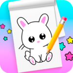 How to draw cute animals step by step MOD APK 1.4