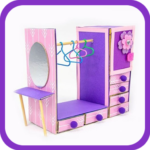 How to make doll furniture MOD APK 2.5