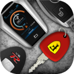 Keys simulator and engine sounds of supercars MOD APK 1.0.1