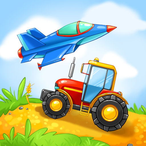Kids Cars Games! Build a car and truck wash! MOD APK 0.5.6