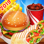 Kitchen Fever – Food Restaurant & Cooking Games MOD APK 1.17