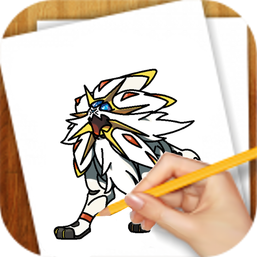 Learn to Draw Pokemon Sun Moon MOD APK 2.0